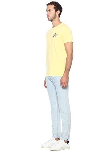 Deus Ex Machina Tişört Sarı